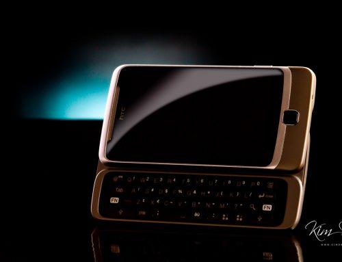 Productfotografie – mobiele electronica